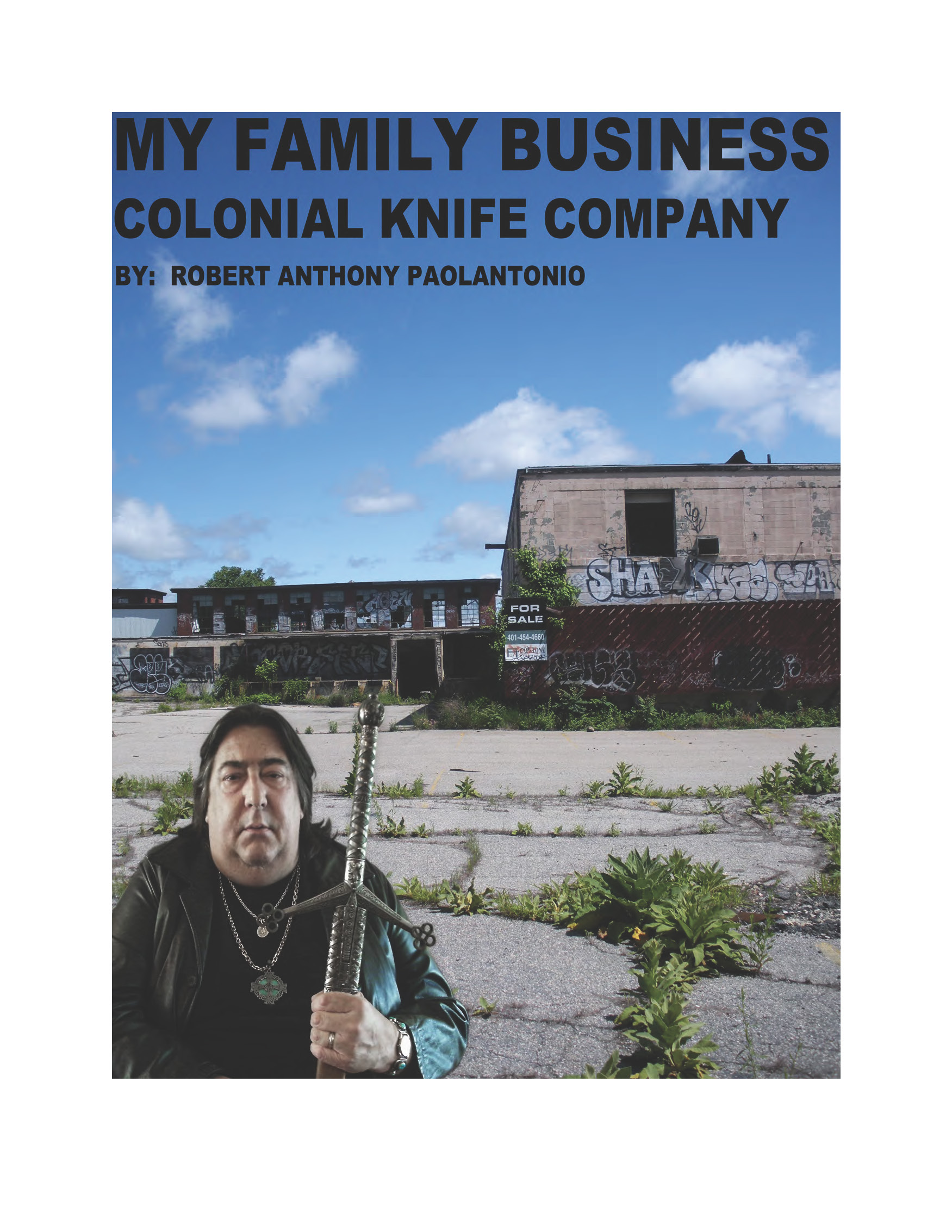 The History of the Colonial Knife Company, by Robert Paolantonio
